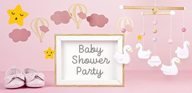 Personalisierte Geschenke Zur Baby Shower Party